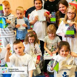 Już od 14 maja wraz z Fundacją RECAL, ruszamy z kolejną dawką ekologicznej wiedzy poprzez zabawę.