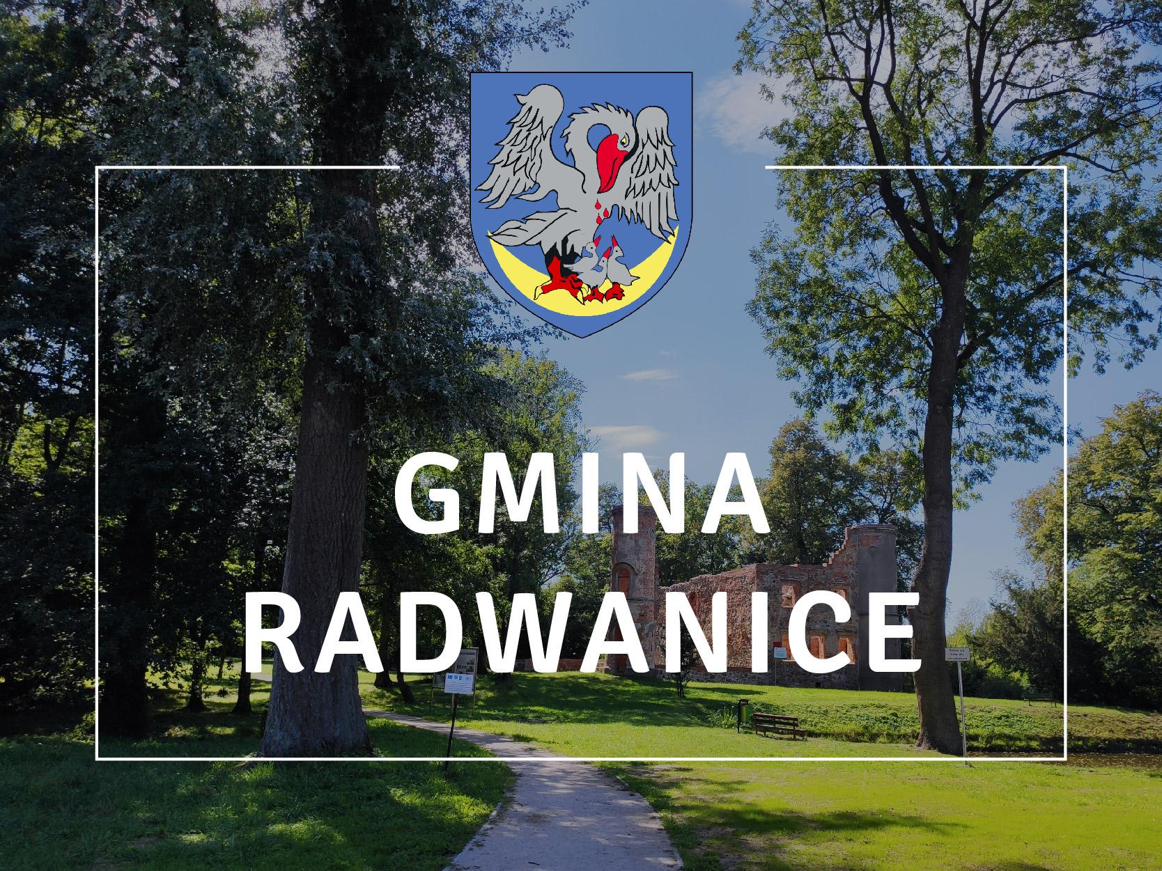Gmina Radwanice