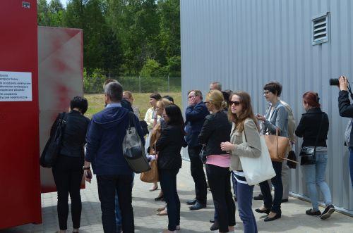 Uczestnicy V Konferencji Logistyki Odzysku