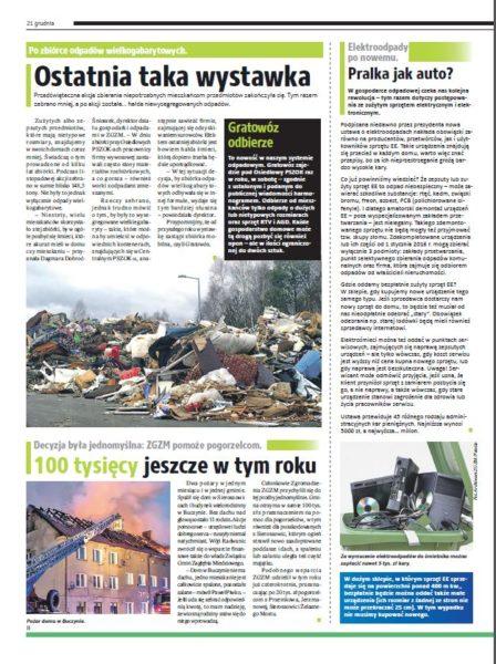 grudniowe wydanie Eko Informatora