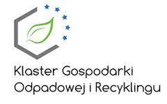 Logo Klaster Gospodarki Odpadowej i Recyklingu