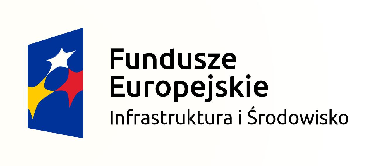logotyp infRASTRUKTURA I ŚRODOWISKO