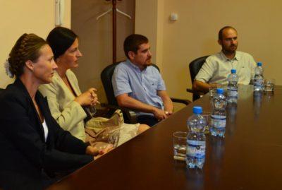 Goście z Rumunii