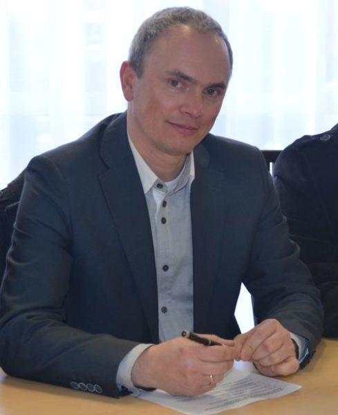 burmistrz Wiesław Wabik