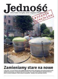 Skan gazety Jedność